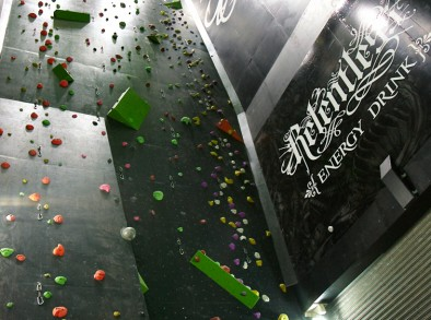 The Lead Wall