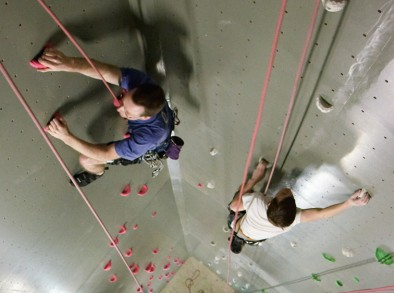 Top-Rope Climbing