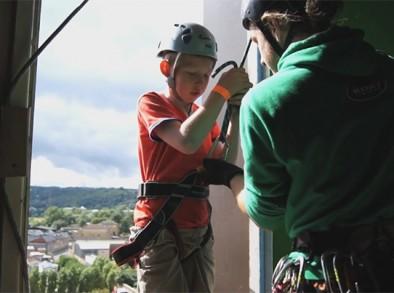 Climbing Funday Video
