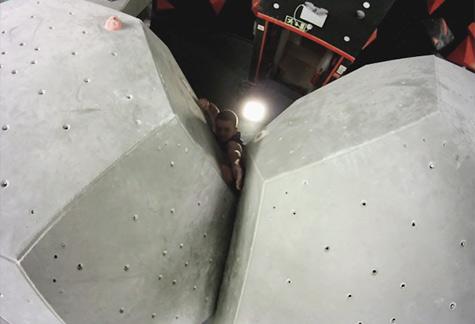ROKT Penthouse Bouldering Suite
